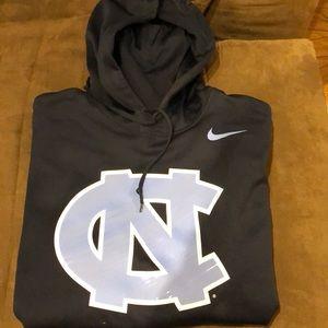 Nike UNC Hooded Sweatshirt - Women's M